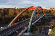 Västberga allé bro - Stockholm