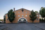 Lister Härads Tingshus - Sölvesborg