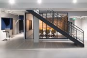 Abstracta / Lammhults Showroom - Stockholm