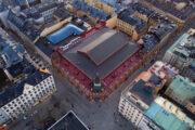 Östermalms Saluhall - Stockholm